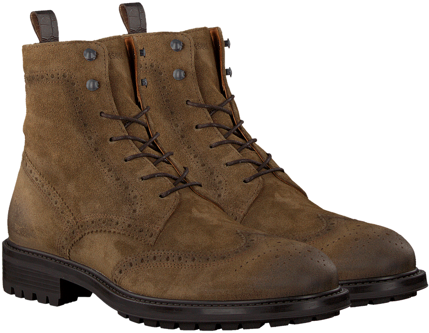 Taupe GROTESQUE Veterboots TRIPLEX 4  - larger