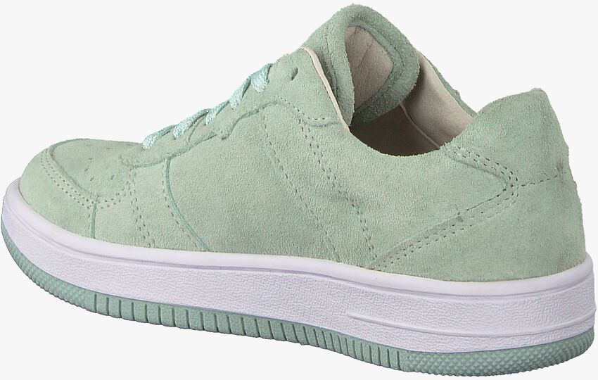 Groene BRAQEEZ Sneakers PEGGY POWER  - larger