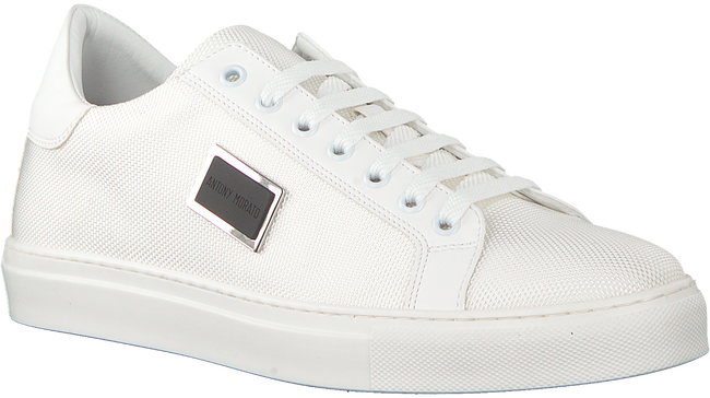 Witte ANTONY MORATO Sneakers MMFW01117 LE500019 - large