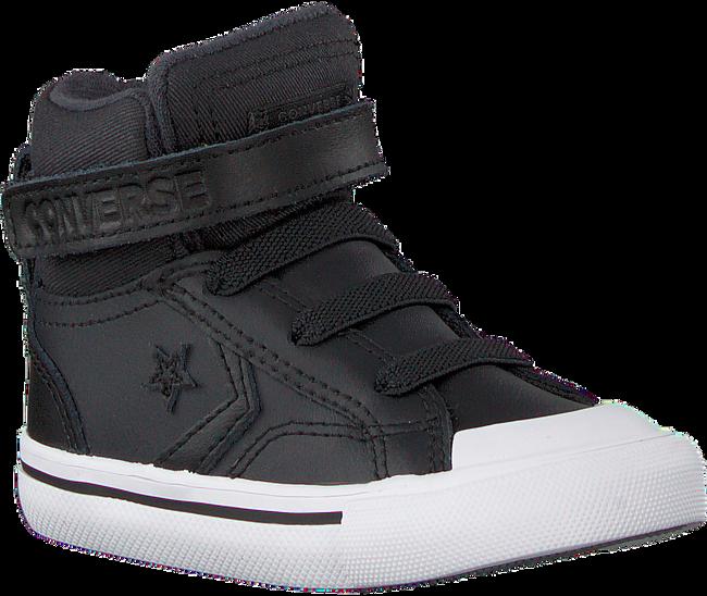Zwarte CONVERSE Sneakers PRO BLAZE STRAP HI KIDS - large