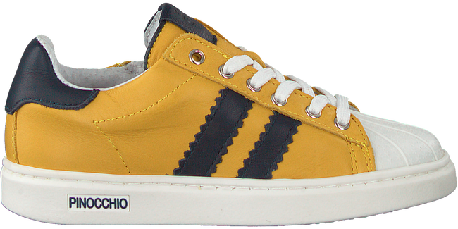 Gele PINOCCHIO Lage sneakers P1834  - large