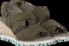 Groene GABOR Espadrilles 759.1 - small