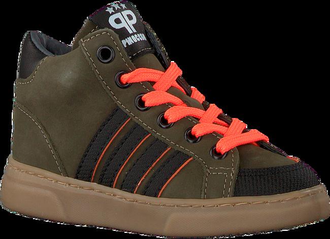 Groene PINOCCHIO Hoge sneaker P1882  - large