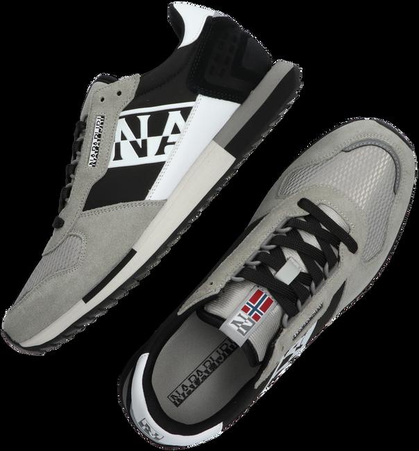Zwarte NAPAPIJRI Lage sneakers VIRTUS  - large