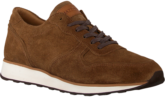Cognac MAZZELTOV Sneakers 8326  - large