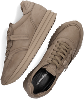 Taupe KENNEL & SCHMENGER Lage sneakers 19400  - medium