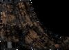 Zwarte HASSIA Enkellaarsjes 2878 - small
