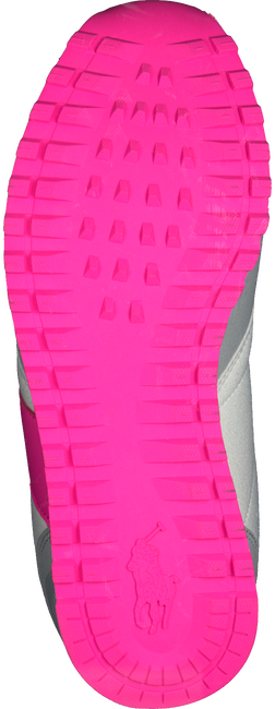 Grijze POLO RALPH LAUREN Sneakers SLATON KIDS  - large
