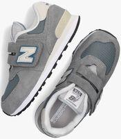 Grijze NEW BALANCE Lage sneakers PV574  - medium