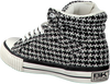 Zwarte BRITISH KNIGHTS Sneakers DEE  - small