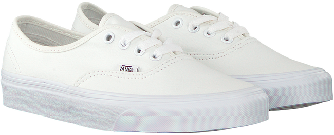 Witte VANS Sneakers AUTHENTIC WMN - large