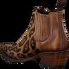 Cognac SENDRA Chelsea boots LIA - small