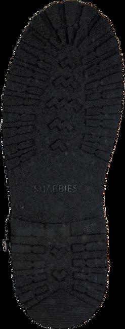 Zwarte SHABBIES Enkelboots 191020017 - large