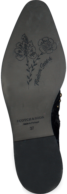 SCOTCH & SODA BIKERBOOTS TRONA BIKER 751130 - large