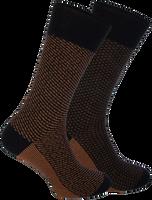 Zwarte MARCMARCS Sokken HERBERT COTTON 2-PACK  - medium