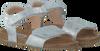 Zilveren CLIC! Sandalen GRASS  - small