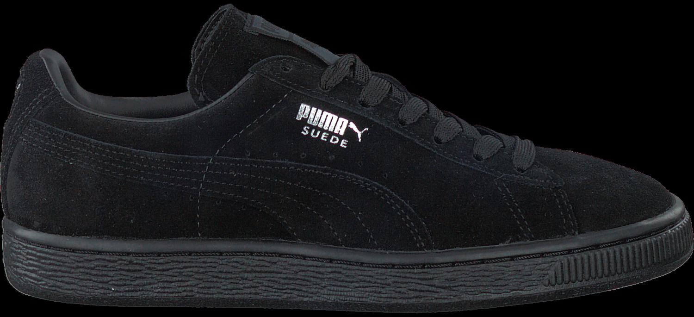 d99570721fb Zwarte PUMA Sneakers SUEDE CLASSIC+ DAMES - Omoda.nl