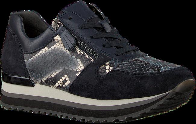 Blauwe GABOR Sneakers 448  - large