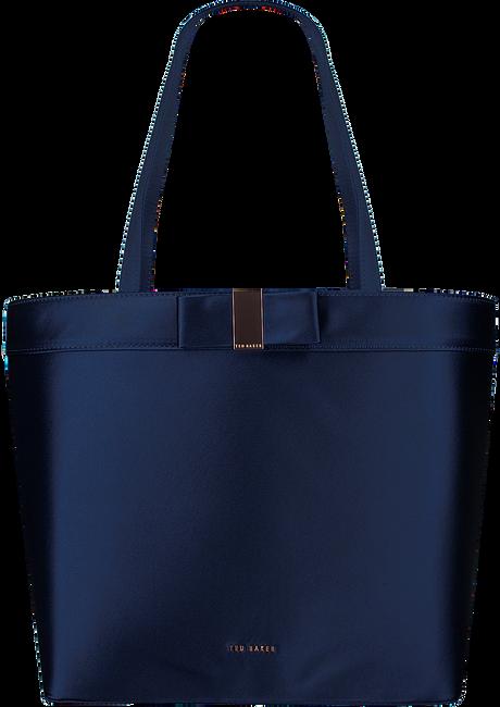 Blauwe TED BAKER Shopper ABILA - large