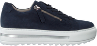 Blauwe GABOR Lage sneakers 498  - medium