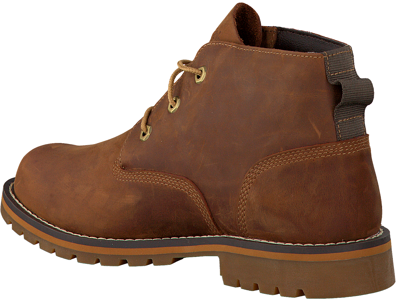 Marron Timberland Chukka Chaussures Larchmont Pour Les Hommes 1TNpKuWT