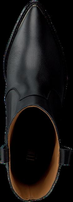 Zwarte TORAL Enkellaarsjes 12031  - large