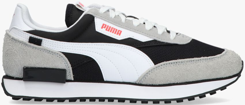 Zwarte PUMA Lage sneakers FUTURE RIDER VINTAGE  - larger