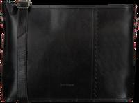 Zwarte MYOMY Schoudertas MY PAPER BAG WRAPPED CROSSBODY  - medium