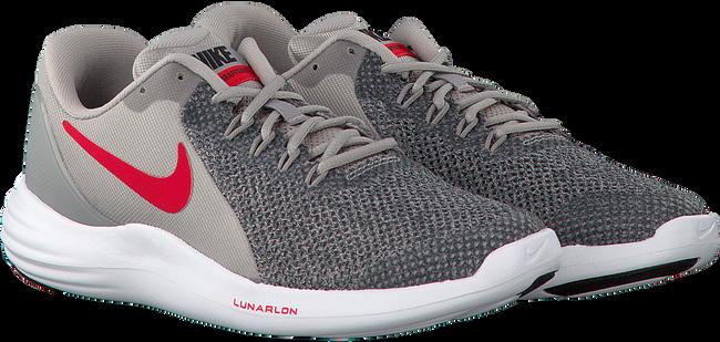 Grijze NIKE Sneakers LUNAR APPARENT (GS)  - large