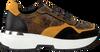 Cognac MARUTI Sneakers GRACE  - small