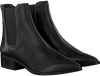 Zwarte PEDRO MIRALLES Chelsea boots 24283 - small