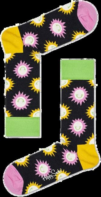 Multi HAPPY SOCKS Sokken SUNNY SMILE  - large