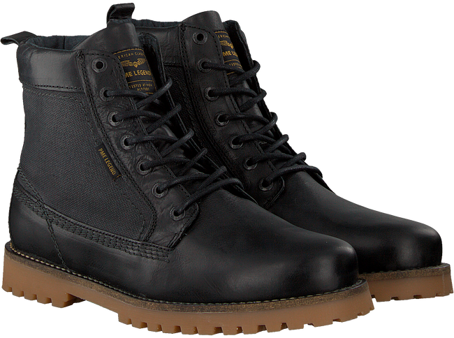 Zwarte PME Veterboots PACIFIC  - large
