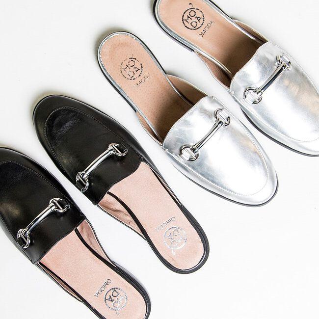 Zilveren OMODA Loafers 171173117  - large