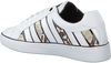 Witte GUESS Lage sneakers BOLIER tqpfMr9P