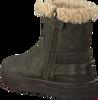 Groene SHABBIES Lange laarzen 172-0072SH  - small