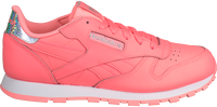 Roze REEBOK Sneakers CL LEATHER KIDS  - medium
