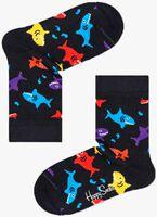 Blauwe HAPPY SOCKS Sokken KIDS SHARK  - medium