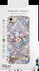 Roze IDEAL OF SWEDEN Telefoonhoesje FASHION CASE IPHONE 8/7/6/6S - small