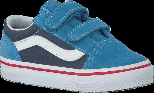Blauwe VANS Sneakers OLD SKOOL KIDS  - large