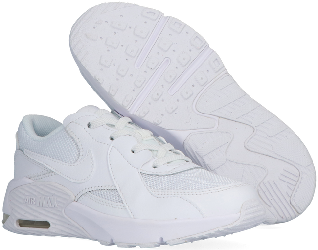 Witte NIKE Lage sneakers AIR MAX EXCEE (PS)  - large