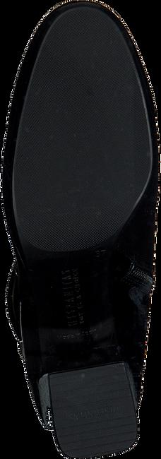 Zwarte HISPANITAS Enkellaarsjes SAFRON - large