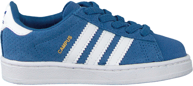 Blauwe ADIDAS Sneakers CAMPUS EL I  - large