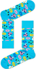 Blauwe HAPPY SOCKS Sokken POOL PARTY - small