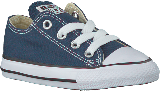 Blauwe CONVERSE Sneakers CTAS OX KIDS  - large