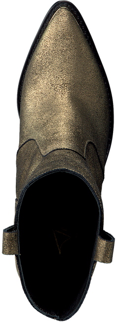 Gouden TORAL Enkellaarzen 12031  - large