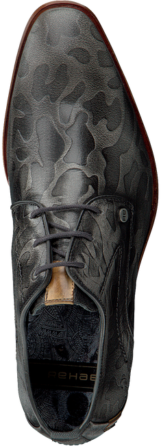 Grijze REHAB Nette schoenen GREG ARMY VINTAGE  - large