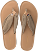 Beige TOMMY HILFIGER Slippers BEACH SANDAL - small