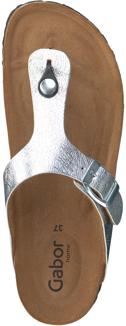 Zilveren GABOR Slippers 28400  - large