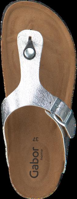 Zilveren GABOR Slippers 28400  - large